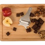 5-Truffle-Slicer-Chocolate-Shaver-con-bolsa-de-tela-chic-Tambin-afeita-queso-ajo-setas-y-verduras-Cuchilla-ajustable-de-acero-inoxidable-de-primera-calidad-0-4
