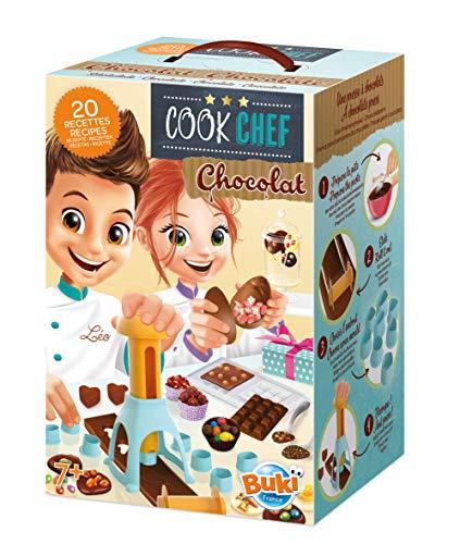 Buki-France-Cook-Chef-Chocolate-Color-7166-0