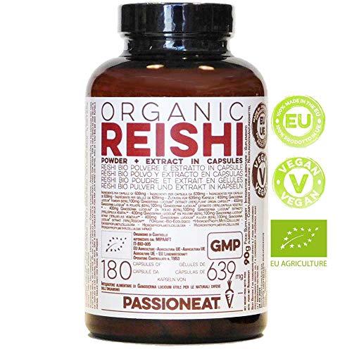 Reishi-Ganoderma-lucidum-Europeo-ecolgico-en-polvo-y-extracto-180-cpsulas-vegetales-de-639mg-0